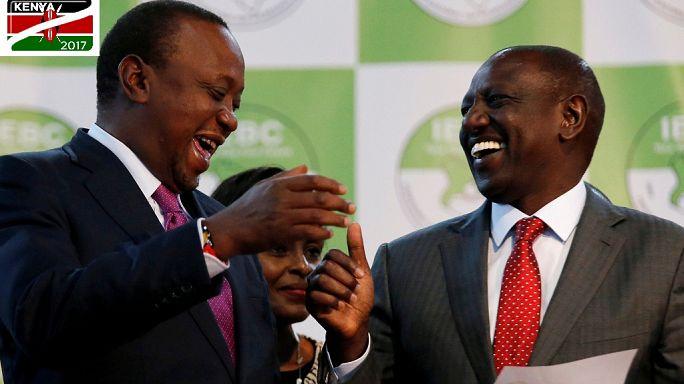 [LIVE] Kenya Elections 2017: Odinga boycott unheeded, peace calls intensify