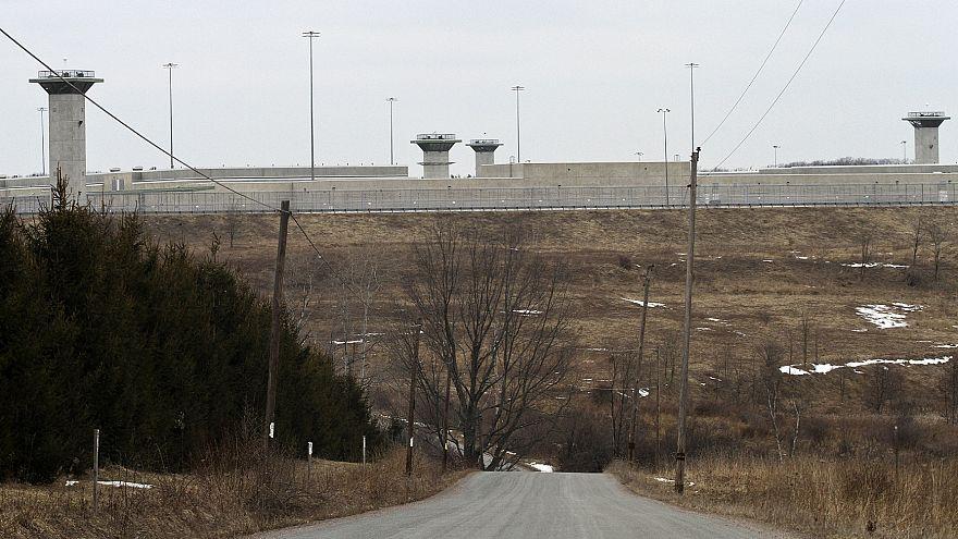 Image: The U.S. Penitentiary in Canaan, Pennsylvania, in 2013.