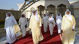 مساع كويتية جديدة لحل الازمة الخليجية