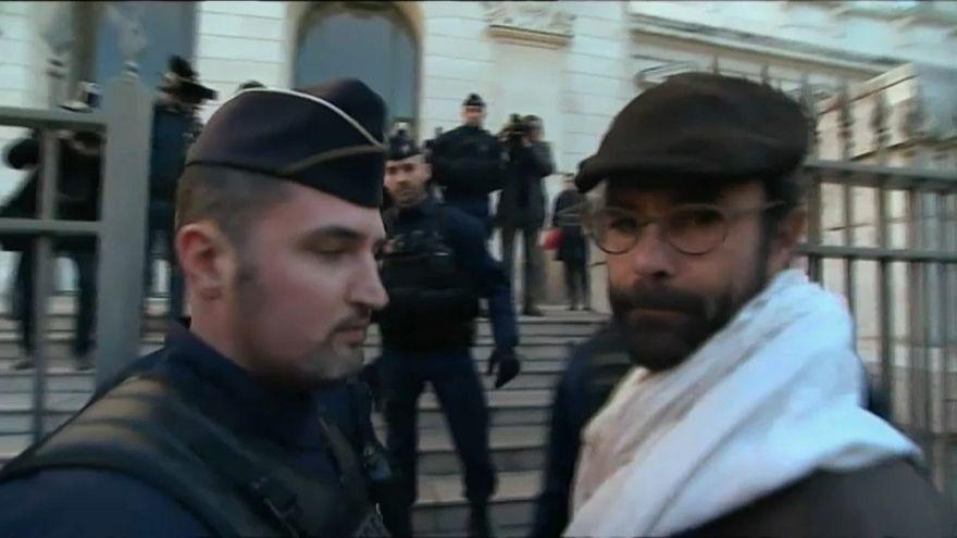 Frankreich: Migrantenhelfer erneut verurteilt