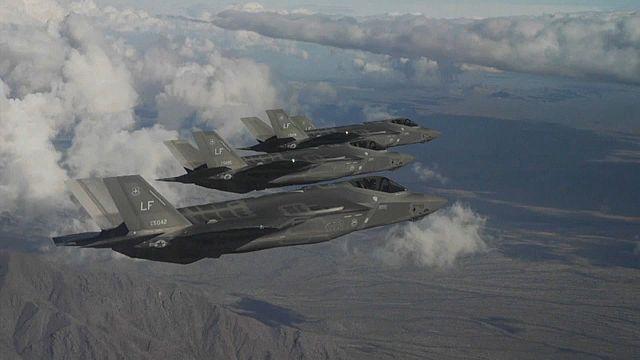 F-35 savaş uçaklarının maliyeti 2 katına çıkacak