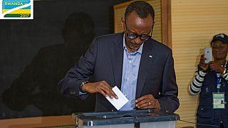 International observers declare Rwanda's election as valid