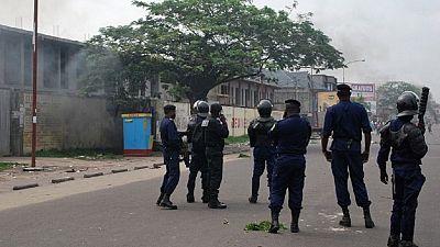 DRC opposition observes national shutdown, government blocks social media