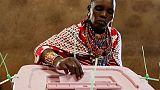 Kenya, lunghe file ai seggi elettorali