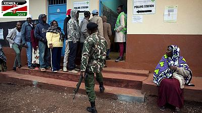 Hitches recorded in Kenya's presidential election, EC takes action
