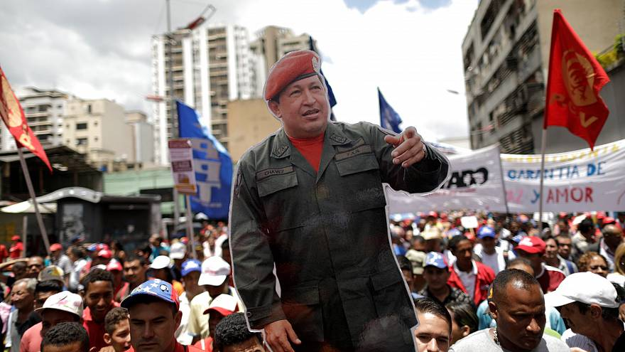 Каракас: марш в поддержку Мадуро и Учредительного собрания