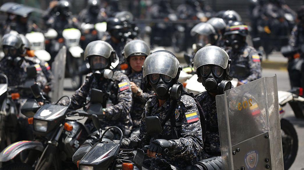 ENSZ: aránytalan erőszak Venezuelában