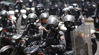 """UN kritisiert """"Gewaltexzesse"""" in Venezuela"""