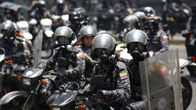 "UN condemns Venezuela's ""widspread and systematic"" violence against protesters"