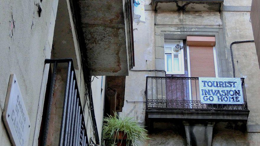 Die dunkle Seite des Tourismus - ein Bericht aus Barcelona