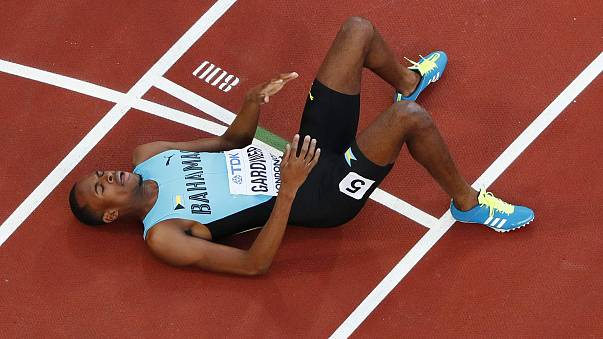 Athletes at World Championships in London hit by norovirus