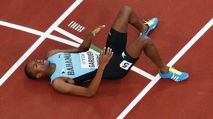 Intoxicados en el Mundial de Atletismo de Londres