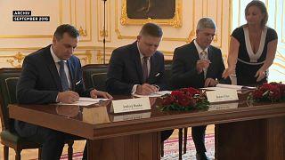 Kormányválság Szlovákiában