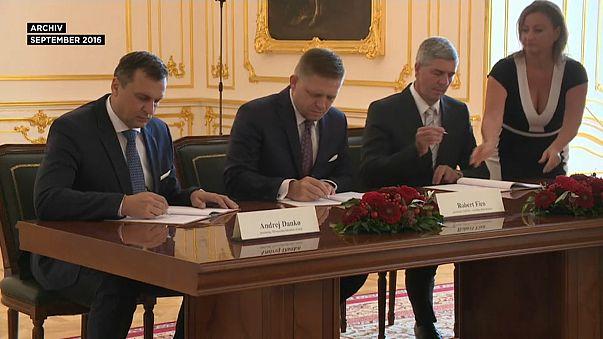 Crisis de gobierno en Eslovaquia por un caso de corrupción
