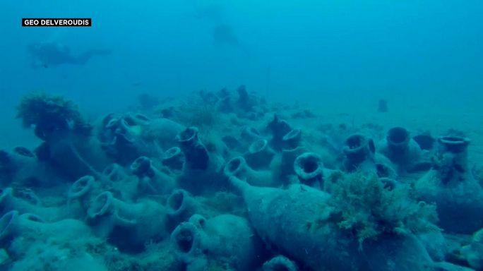 L'Albanie dévoile ses trésors sous-marins