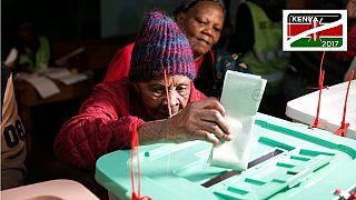 [Photos] Elections au Kenya : les personnes âgées ne veulent pas se les faire conter