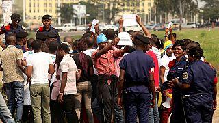 RDC: journée ville morte, Kinshasa tourne au ralenti