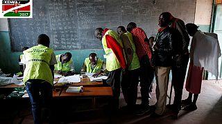 Elections au Kenya : les bureaux de vote fermés, dépouillement en cours
