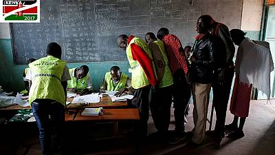 Insecurities recorded as polls close in Kenya, vote counting underway