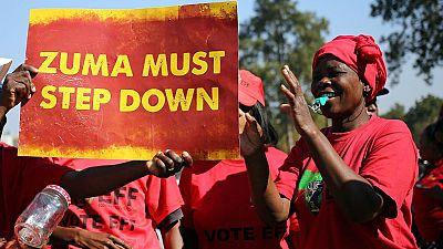 Afrique du Sud : début du vote de défiance, polémique sur la majorité nécessaire pour la légalité du vote