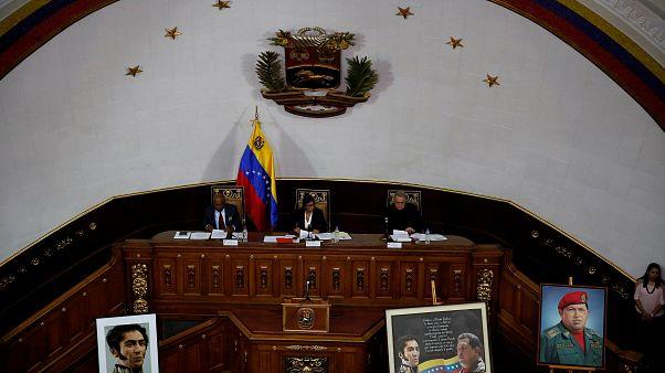 Βενεζουέλα: Συνεδρίασε η νέα Συντακτική Συνέλευση
