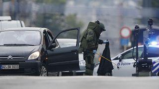 Falsa alarma antiterrorista en Bruselas