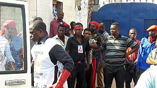 Violences à Kinshasa : une quarantaine d'auteurs présumés entre les mains de la police