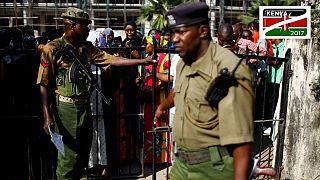 Kenya police applauds disciplined citizens during polls