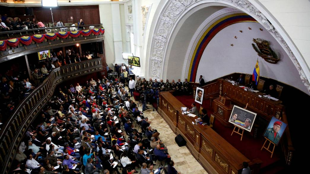 Venezuela'da kurucu meclis krizi derinleşiyor