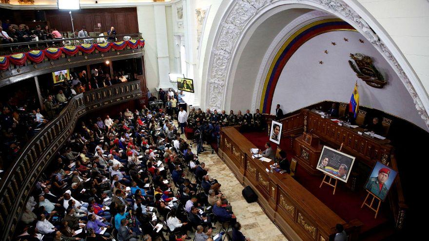 """Le Venezuela est une """"dictature"""" pour 17 pays d'Amérique"""
