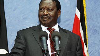 Kenyatta perto da reeleição mas rival contesta escrutínio