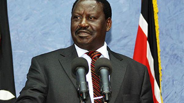 Opposition in Kenia vermutet Wahlbetrug