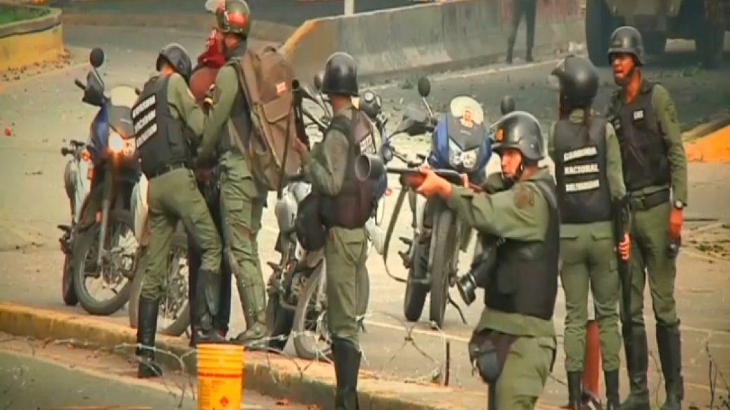 Венесуэла: свидетели насилия