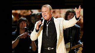 Singer Glen Campbell dies aged 81