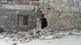Touristen bei Erdbeben getötet