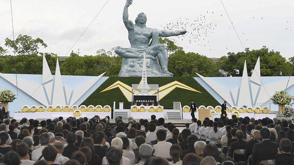 Nαγκασάκι: 72 χρόνια μετά τον όλεθρο