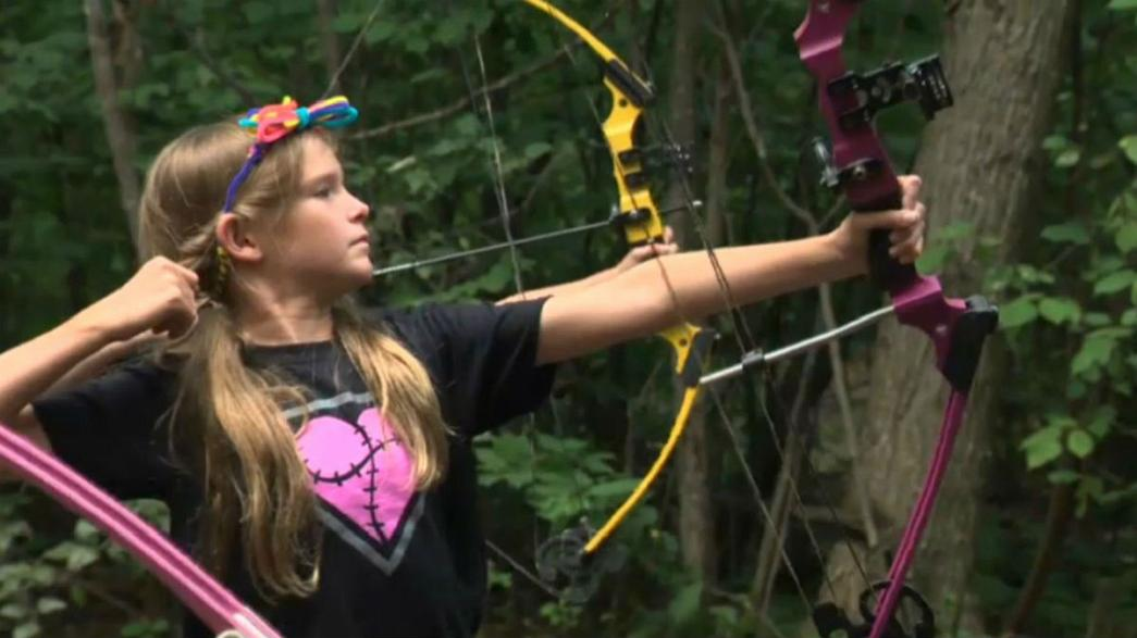 Children with heart disease enjoy specialised summer camp