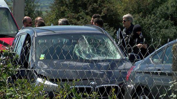 Seis militares atropellados en la periferia de París