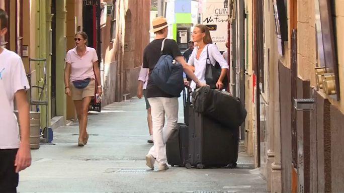 Baleares toma medidas contra el turismo masivo