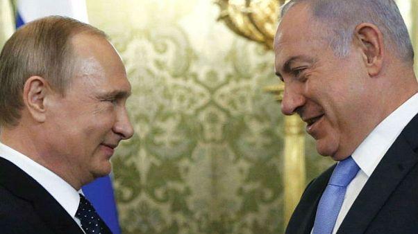"""حضور """"سري"""" لإسرائيل أثناء مفاوضات الاتفاق على الهدنة السورية"""