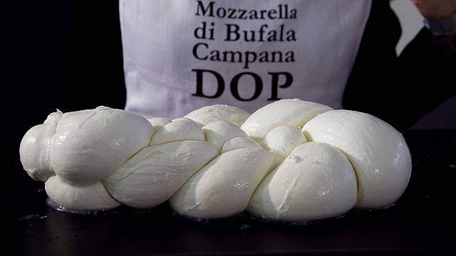 Mozzarella für Muslime