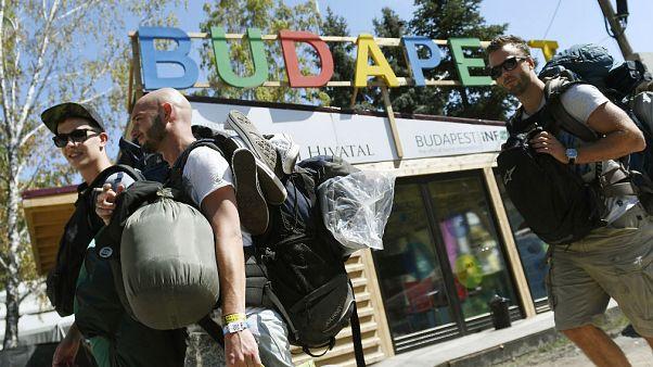 Ungheria: apre il Sziget Festival