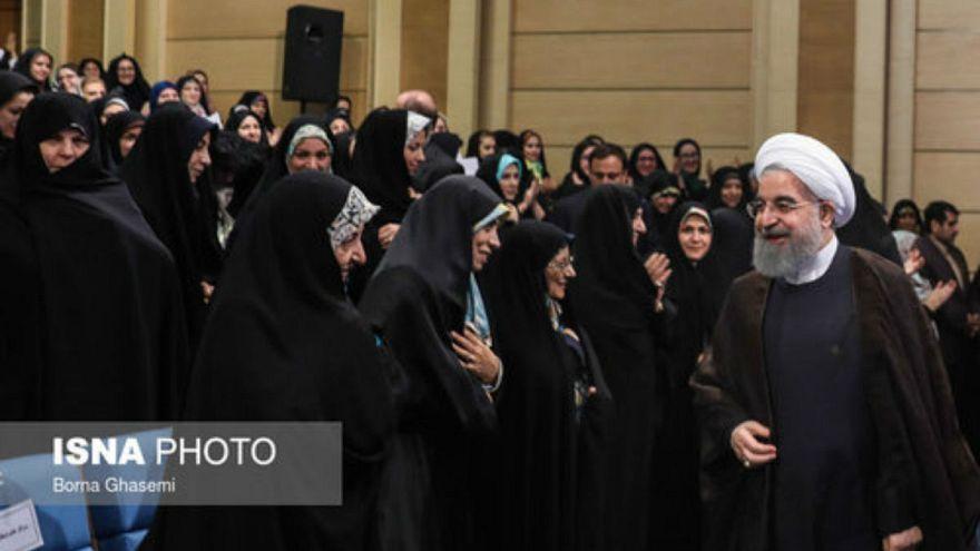 حسن روحانی سه زن را به عنوان معاونان و دستیار خود انتخاب کرد
