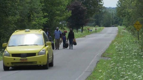 ΗΠΑ: «Φεύγουμε για Καναδά πριν μας διώξουν» λένε μετανάστες