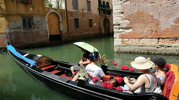 The dark side of tourism: Venice flooded by visitors