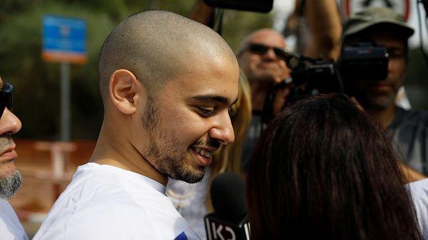 Israel soldier begins jail term for killing Palestinian
