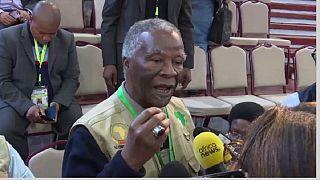 Kenya : Thabo Mbeki appelle au calme