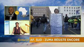 South Africa's Zuma survives 8th no-vote-of-confidence [The Morning Call]