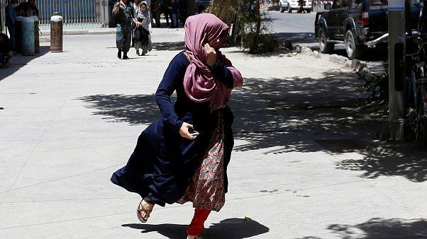 یک زن در حمله مردان مسلح در نزدیکی پایگاه نظامی بگرام کشته شد
