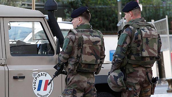 Detenido el sospechoso del atropello de seis militares en Francia